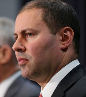 Minister for Environment and Energy Josh Frydenberg.