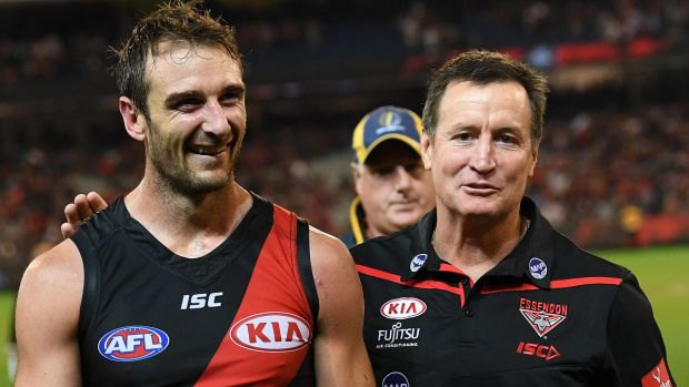 Jobe Watson tipped to retire from AFL