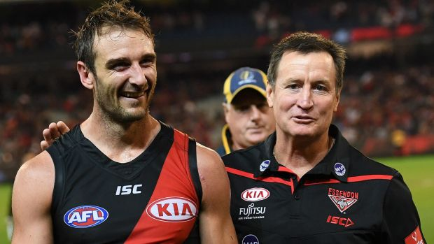 Essendon coach John Worsfold expects his team to embrace the step up in intensity that comes with finals footy.