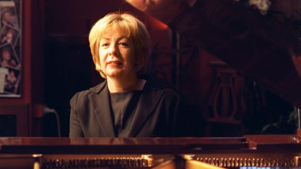 Critical acclaim: Jazz singer Janet Seidel, who has died aged 62.