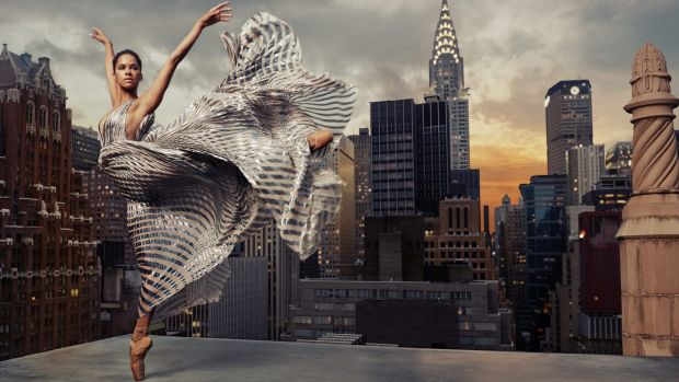 American Ballet Theater's Misty Copeland will perform in Australia in November.