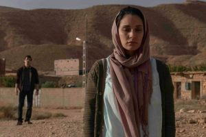 "Hania Amar as Aicha, a woman torn between a ""safe"" marriage and the man she loves."