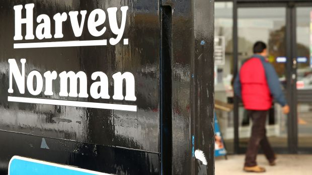 Harvey Norman has posted a