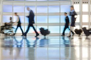 If you're stressing over a tight connection, flight attendants can tell you which gate to run toward. But they may also ...