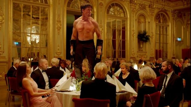 Swedish film The Square is the festival's opening-night film.