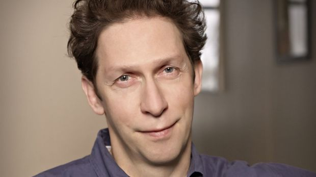 Tim Blake Nelson plays the title role in the Coen brothers' western series The Ballad of Buster Scruggs.