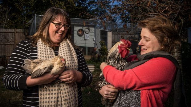 Belinda Heath and Kara Cooper are among a new generation of poultry breeders who are reviving interest in a dying pastime.