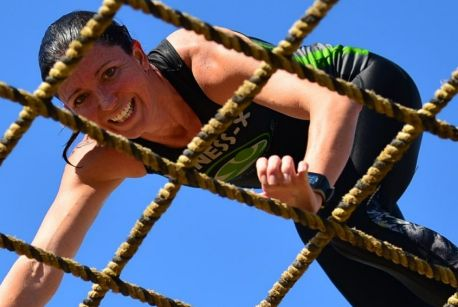 Kate Clarke has competed in seven True Grit races.