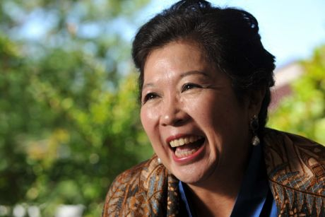 Indonesia's former minister of tourism and creative economy Mari Pangestu is a face of modern Indonesia.