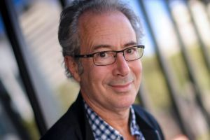 Proud to make an Australian film in his adopted homeland: Ben Elton.