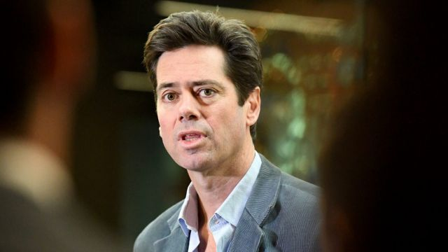 AFL chief executive Gillon McLachlan has foreshadowed big changes in trading and drafting.