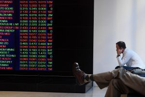 It was a day of dramatic share price moves on the ASX.
