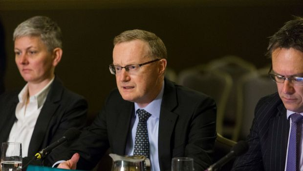 RBA governor Philip Lowe ripped into the banks for a short-term profit mindset.