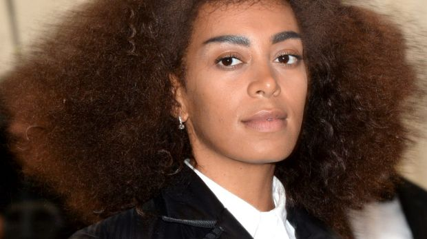 Solange Knowles shares candid photo of wedding day hives breakout