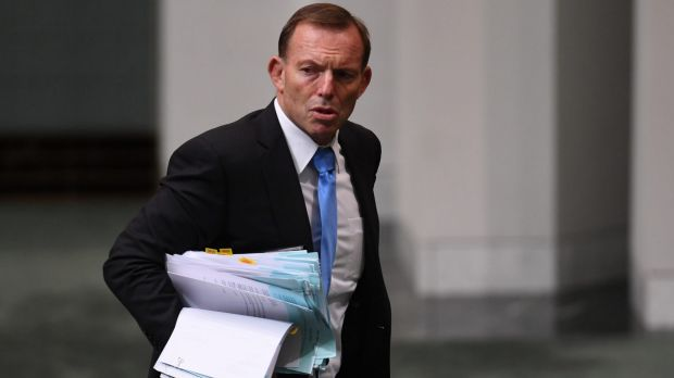 "Tony Abbott claims a ""No"" vote for same-sex marriage is a vote for freedom of religion."