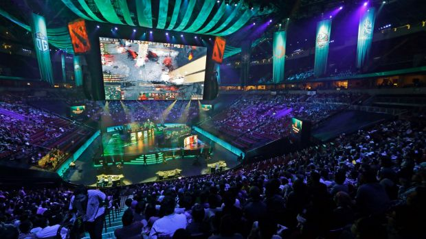 Esports tournaments attract thousands to live events and millions more online.