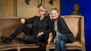 Deborra-lee Furness and Simone Buchanan, who starred in <i>Shame</i>, which came out in 1988.