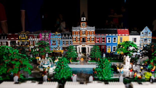 All proceeds from Brick Expo at the Hellenic Club goes to the Canberra Hospital.