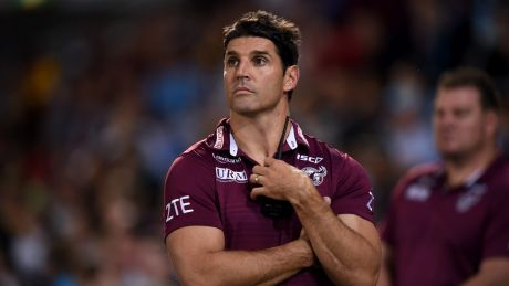 """""""Considering what we had to play for, it was very disappointing"""": Trent Barrett."""