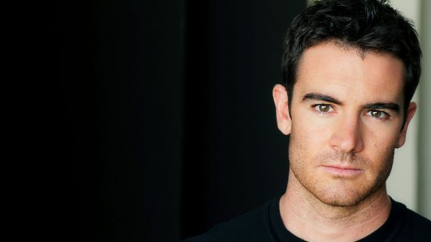 In hot demand: Australian actor Ben Lawson.