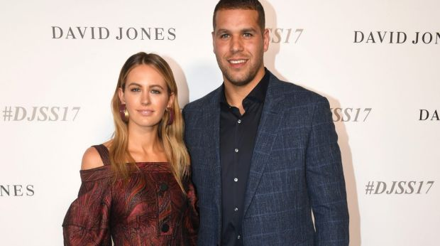 Jesinta and Buddy Franklin have been strong supporters of same-sex marriage.