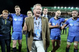 Too late?: Andrew Forrest says he will continue the fight to keep Western Force alive.