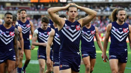 It has been a disappointing end to the Dockers season thus far.