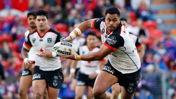 Nightmare's end: The New Zealand Warriors are desperate to end a five-week stretch without a win.