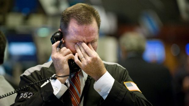 US Stocks Bleed Due To Political Turmoil