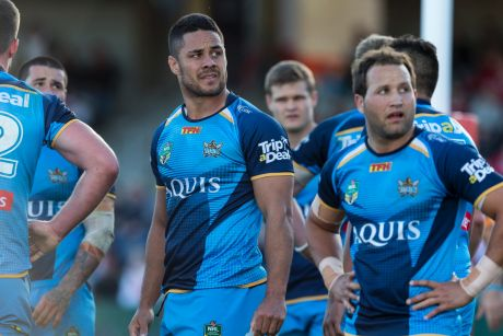 Eye of the storm: The feud between Jarryd Hayne and Neil Henry highlights the power shift between coaches and players.