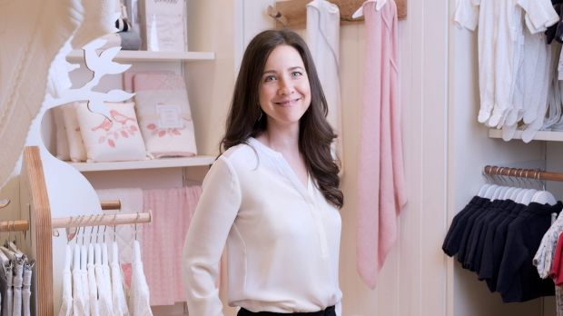 Mirabai Winford initially started Purebaby in order to work and study flexibly while her first child was young.