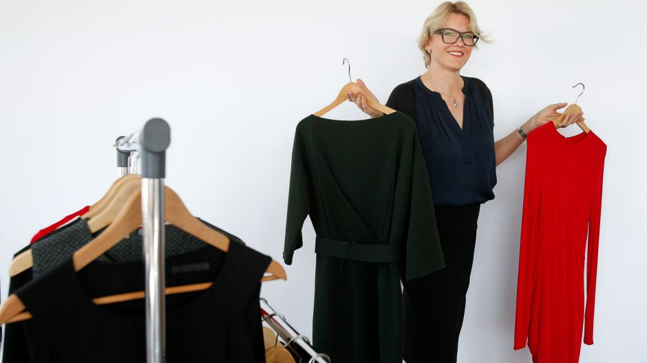 Dress for Success helps women get back on their feet by providing professional outfits for job interviews and other ...