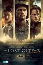 Poster for the film The Lost City of Z,