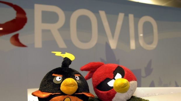 Angry Birds maker Rovio plans IPO from September