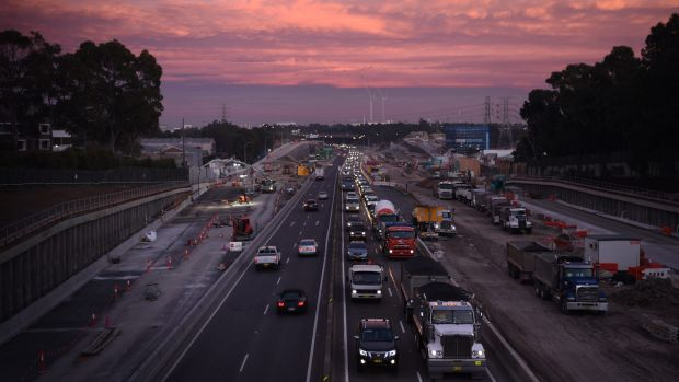 Tolls on the widened M4 and other parts of WestConnex will rise by as much as 4 per cent a year.