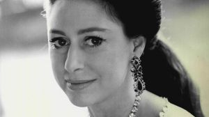Princess Margaret, as captured by her husband, Lord Snowdon.