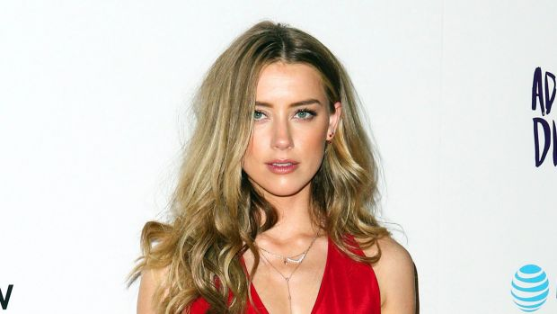 "Amber Heard attends the LA Premiere of ""The Adderall Diaries"" in Los Angeles."