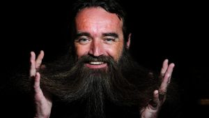 Jason McCormack of Dunlop was the 2016 winner of King O'Malleys best beard competition, which is on again this Sunday.