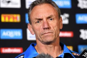 Sacked: Gold Coast Titans coach Neil Henry.