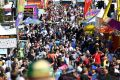 Ekka patrons will have extra umbrellas, more water fountains and sunscreen on entry gates to help combat the 30-degree ...