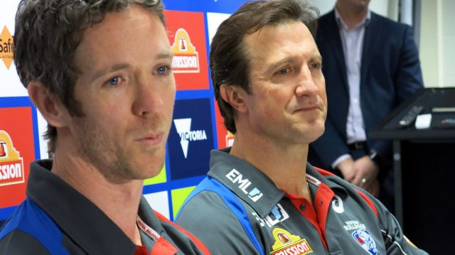 Beveridge said there was room for emotion in Bob Murphy's final game.
