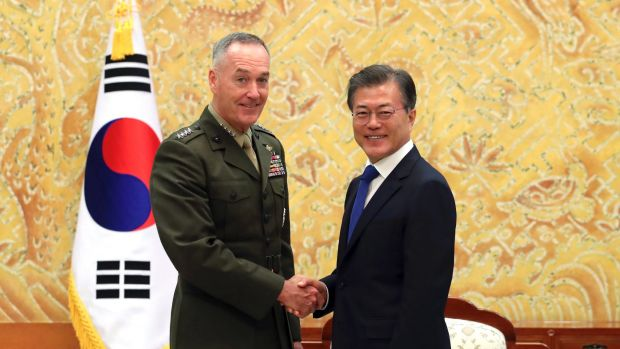 China calls for end to US-South Korea joint military exercises