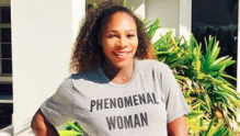Serena Williams is sharing the highs and lows of pregnancy on social media.