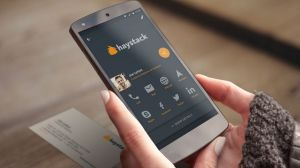 Brisbane start-up Haystack has secured an international deal with Vodafone.