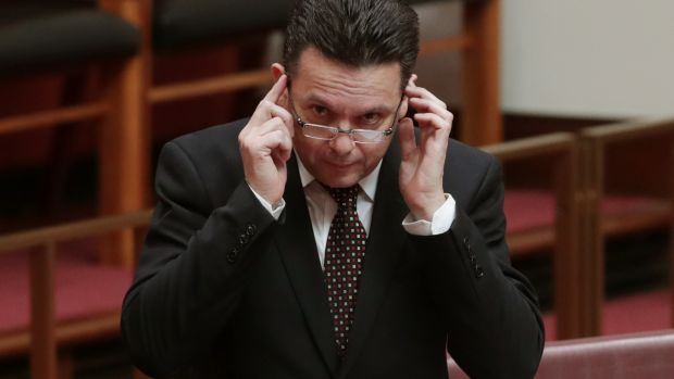 Media laws package to pass after Xenophon deal