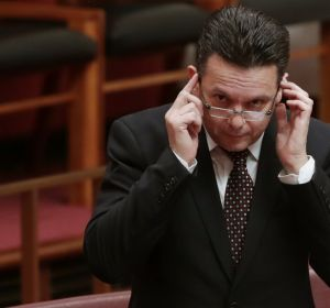 Senator Nick Xenophon is a key player on the Senate crossbench.