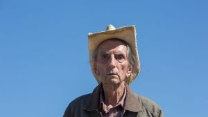 91-year-old Harry Dean Stanton plays the title role in <i>Lucky</i>.