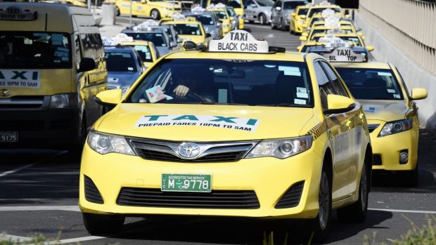 New state government taxi reform could see drivers set their own fares.