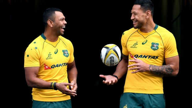 Rona to debut for Wallabies in Bledisloe Cup