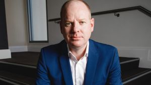 Comedian Tom Gleeson is performing two shows in Canberra on Saturday.